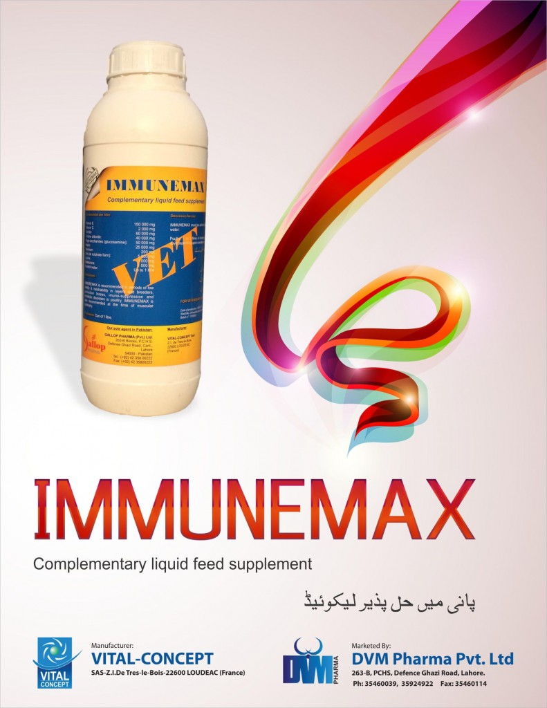 Immunemax Front
