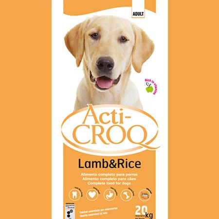 Acti Croq Lamb Rice